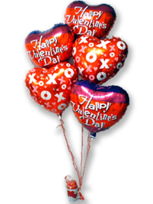 valentine's day roses flowers, gift baskets & balloons bouquets, Ideas